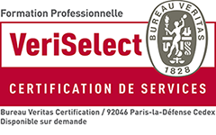 logo VeriSelect Formation